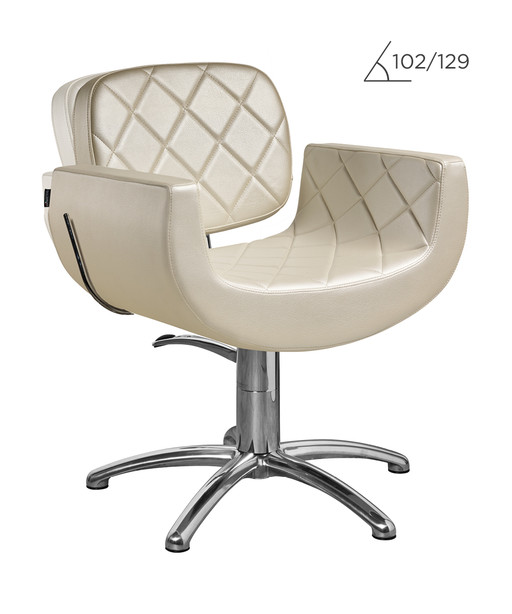 Hairdressing chair: Naomi+ Reclining - Salon Ambience