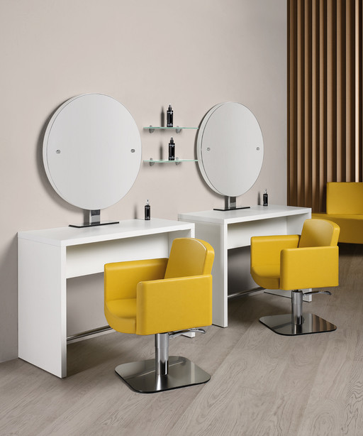 Hairdressing chair: Julia - Salon Ambience