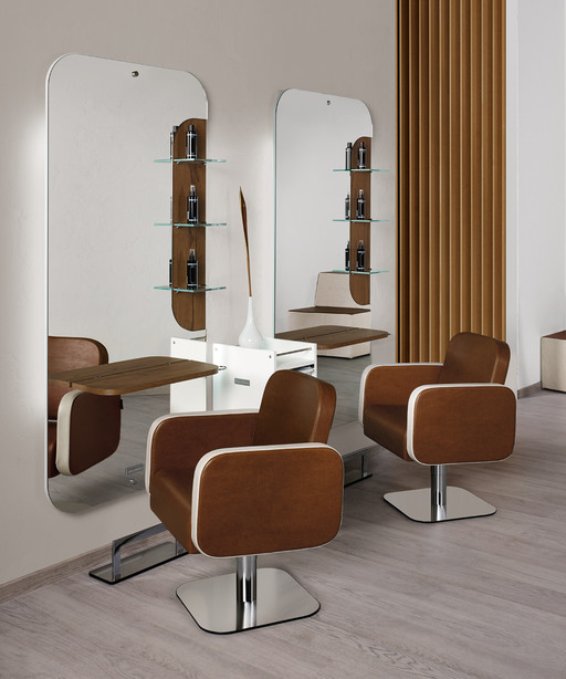 Hairdressing chair: Icon - Salon Ambience