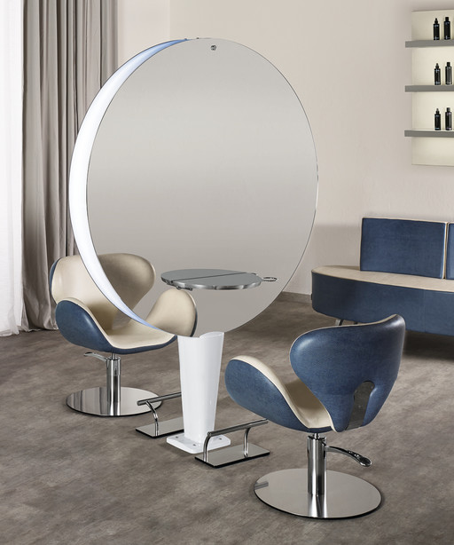 Hairdressing chair: Tulip - Salon Ambience