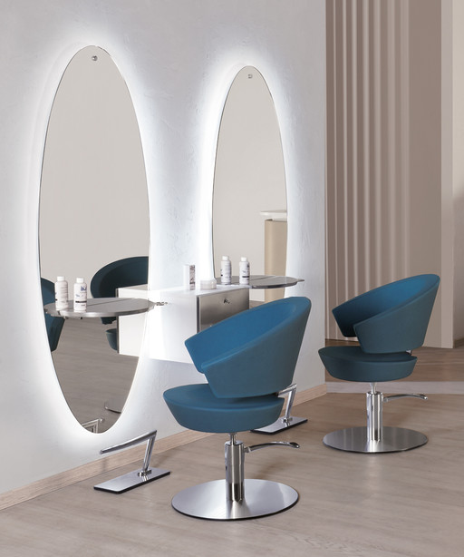 Hairdressing chair: Flute - Salon Ambience
