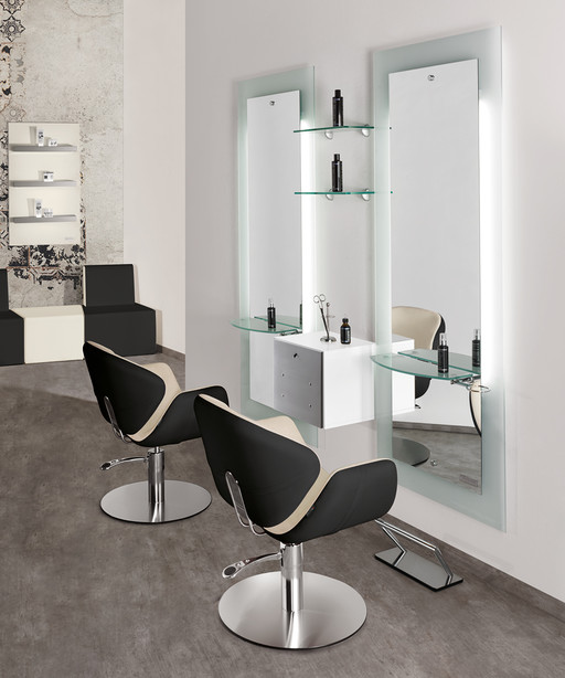 Hairdressing chair: Olimpia - Salon Ambience