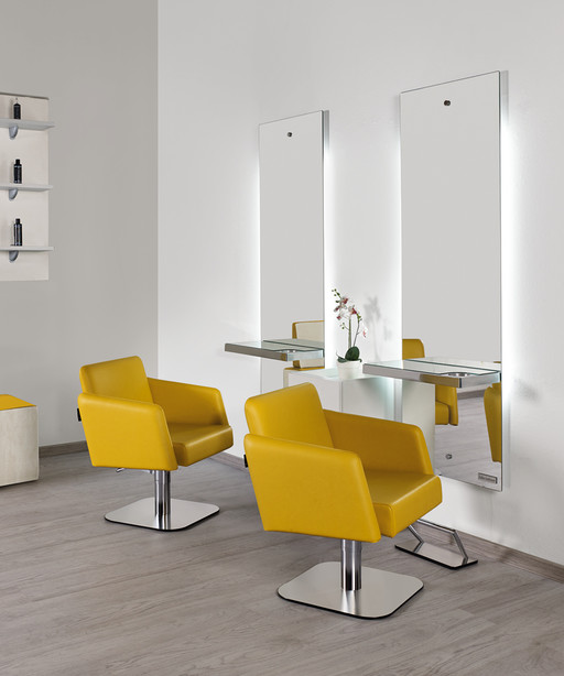 Hairdressing chair: Kite - Salon Ambience