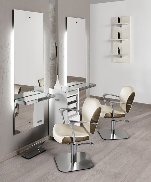Hairdressing chair: Maya - Salon Ambience