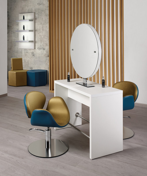 Hairdressing chair: Amber - Salon Ambience