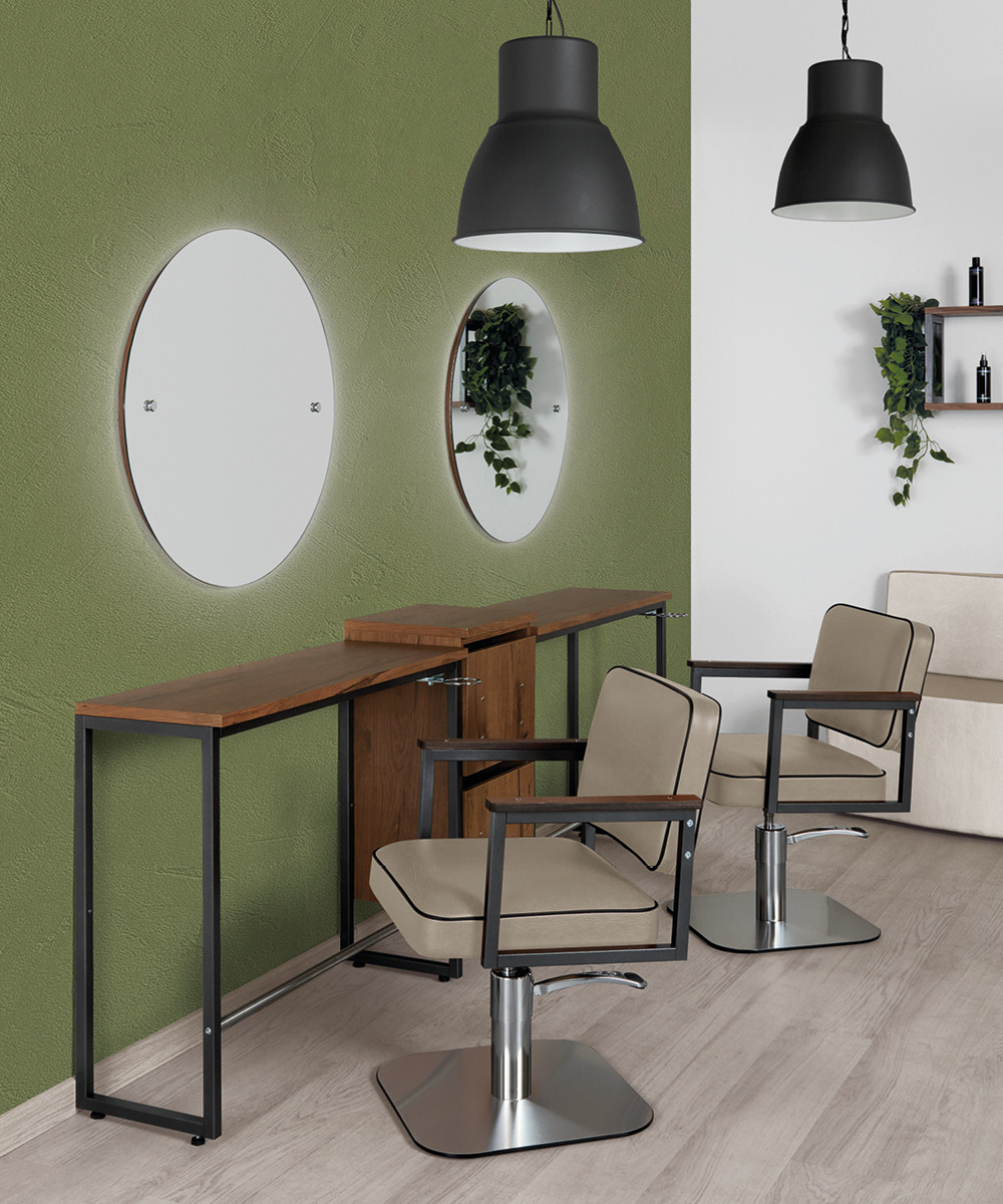 Hairdressing chair: Madison - Salon Ambience