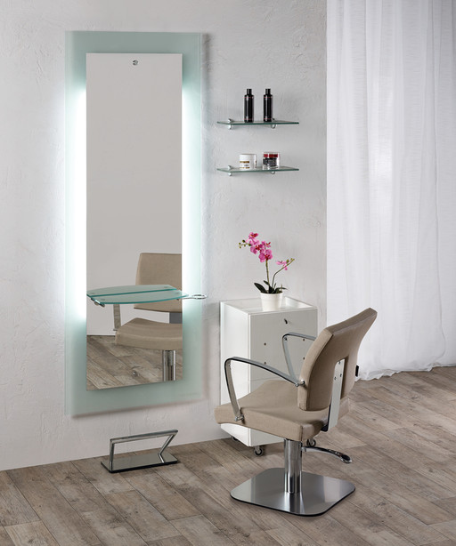 Hairdressing mirror: Lyon - Salon Ambience