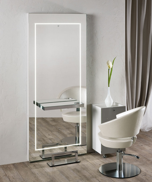 Hairdressing mirror: Precious - Salon Ambience