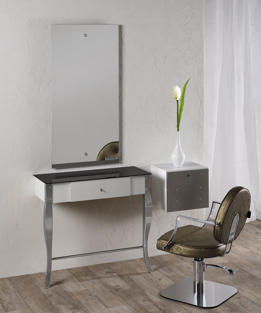 Hairdressing mirror: Secret - Salon Ambience